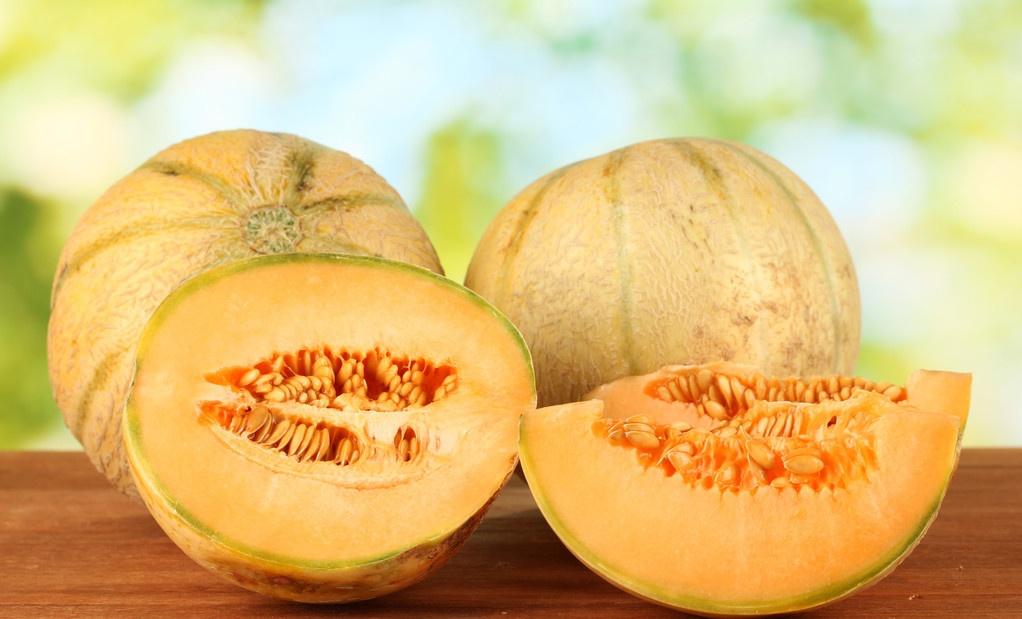 食材配送公司浅谈哈密瓜的营养价值