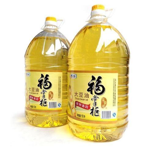 福掌柜非转基因大豆油